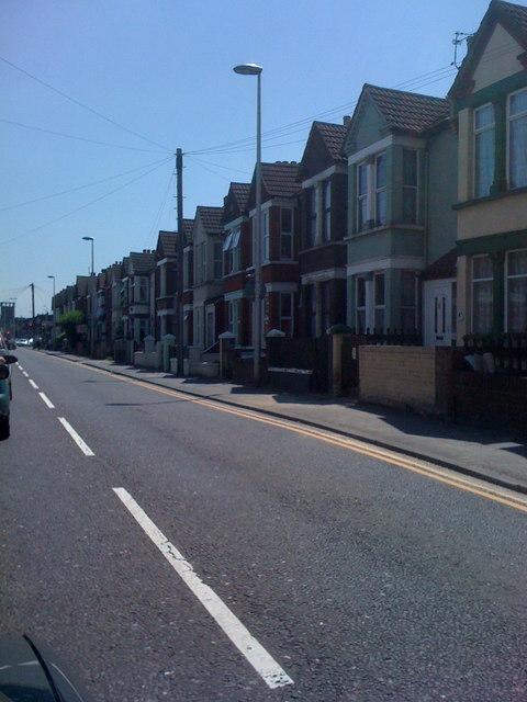 Watling Street, Gillingham