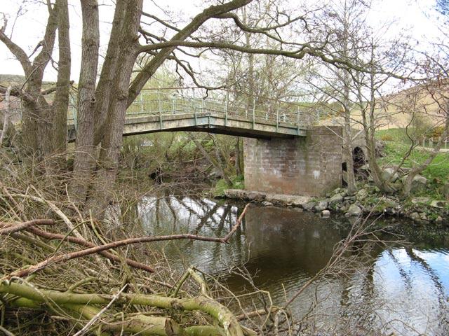 Bridge over the Elwy