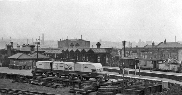 Burnley (Central) Station