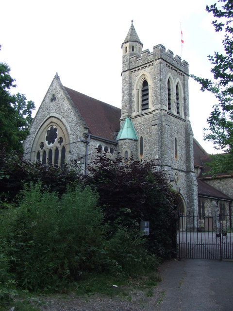 St Augustine's Church, SE23