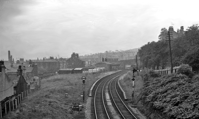 Burnley (Manchester Road) Station
