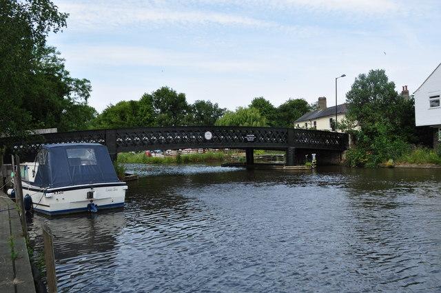 Bridge at Beccles