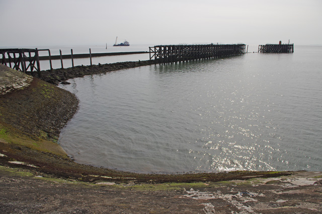 South Jetty, Heysham Harbour