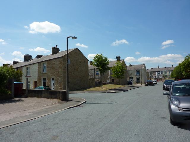 Quarry Street, Padiham
