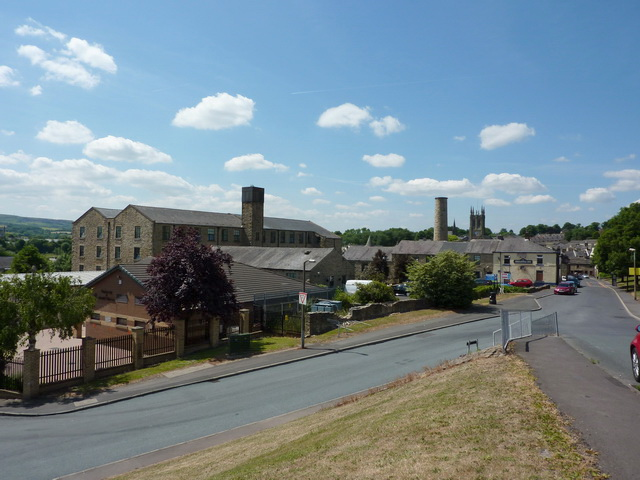 Victoria Mills from High Street