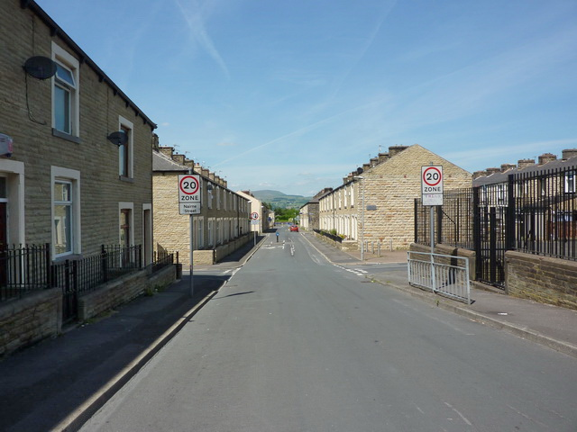 Nairne Street, Burnley