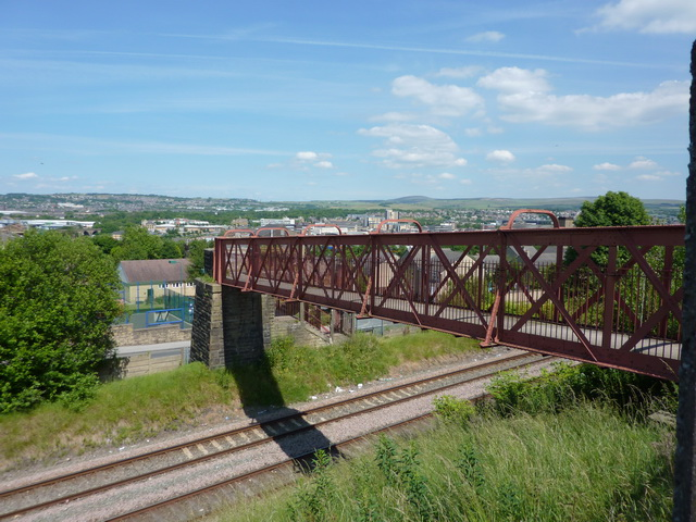 Raglan Road footbridge