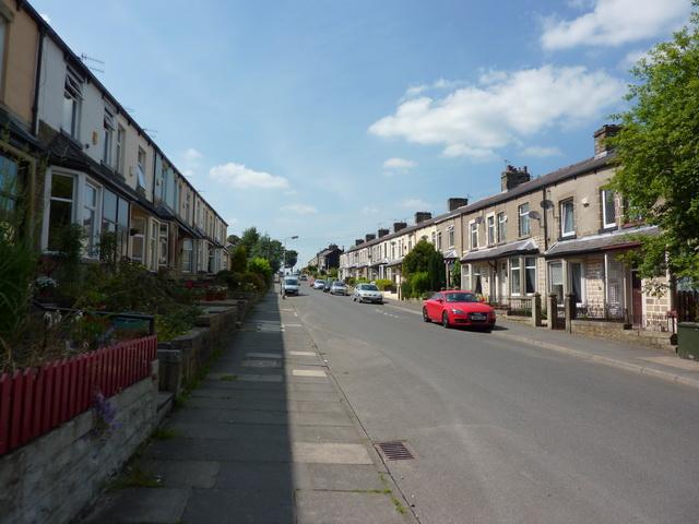 Clevelands Road, Burnley