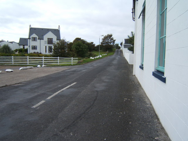 Minor road to Gartacharra