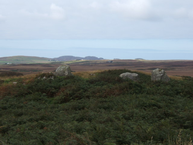Moorland with Rocks