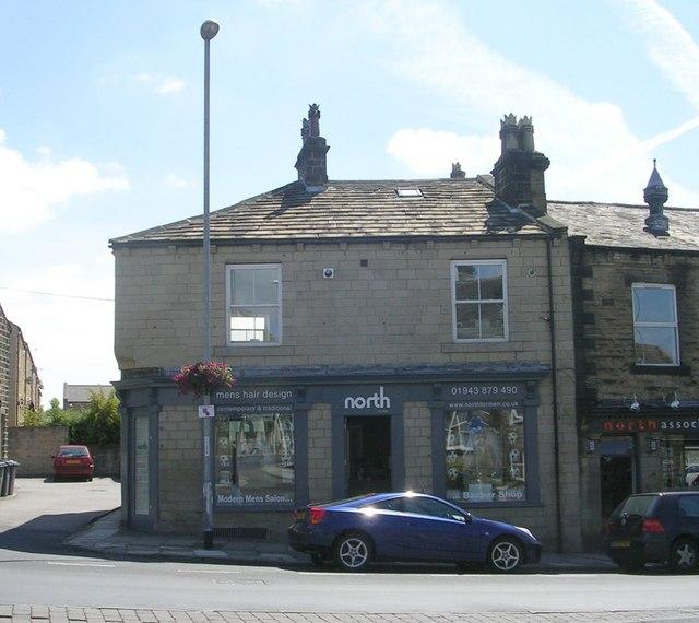 north mens hair design - Town Gate