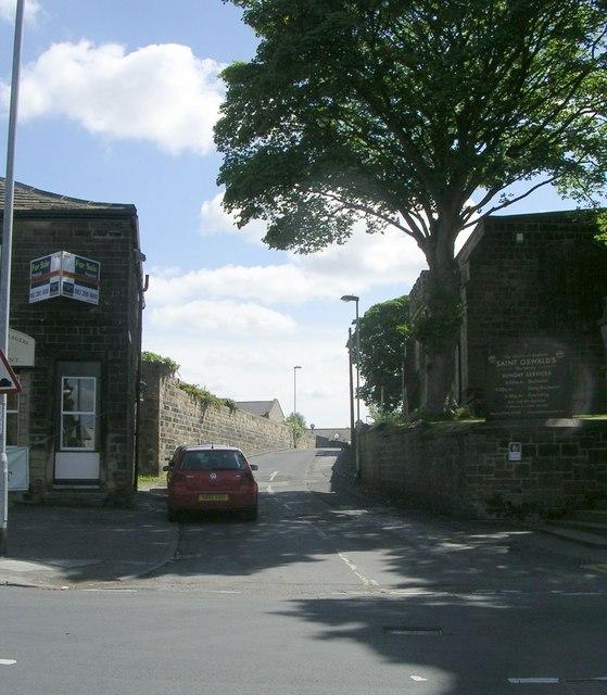 Church Street - Town Gate