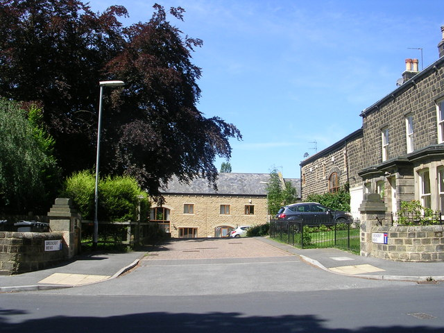 Greencroft Mews - The Green