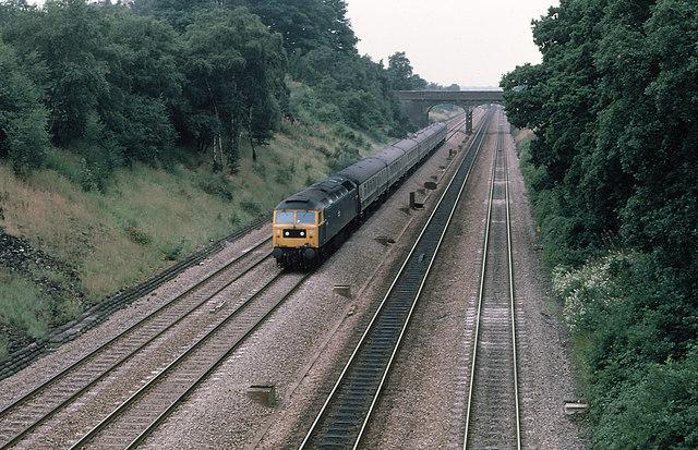 Paddington To Reading Railway