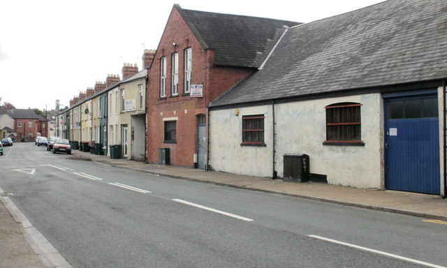 Albany Street, Newport