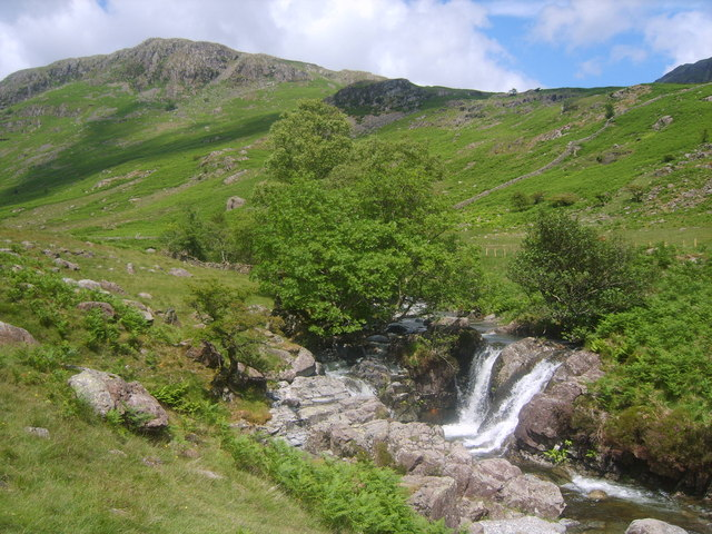 Waterfall, Nether Beck