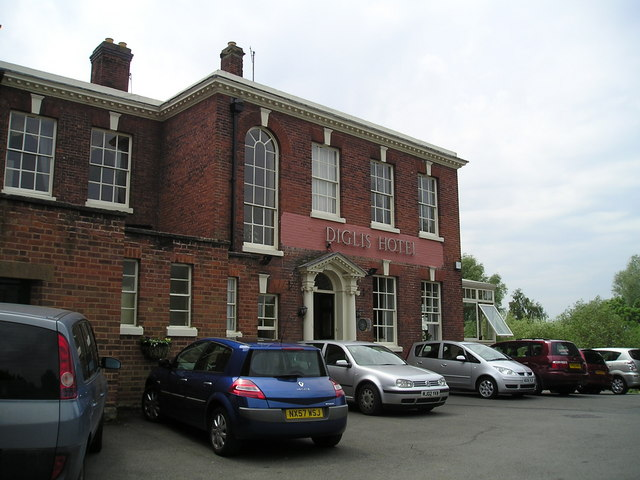 The Diglis House Hotel, Worcester