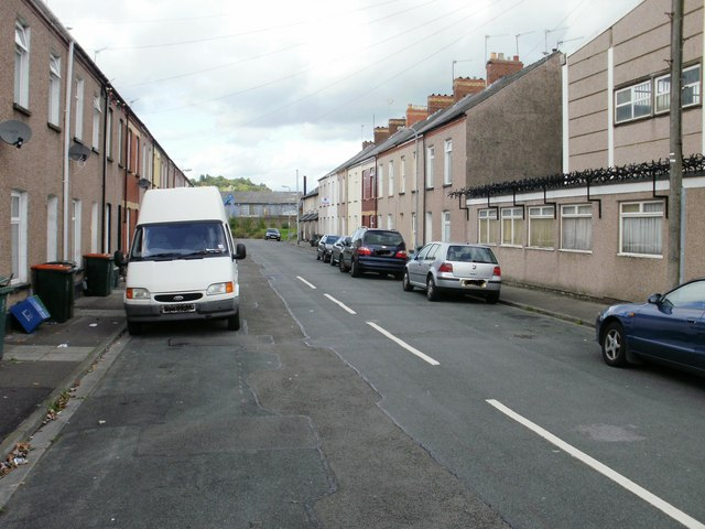 Hoskins Street, Newport