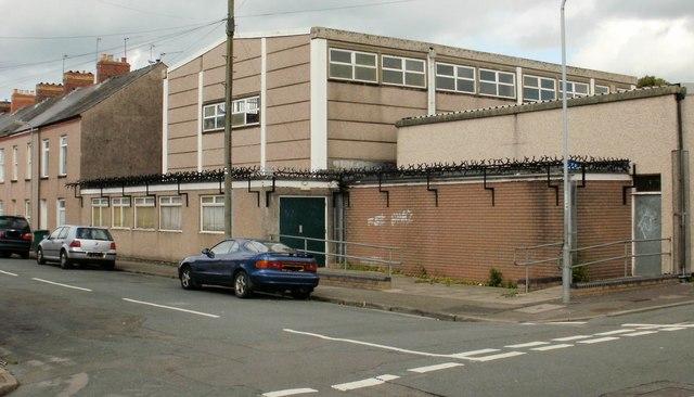 Shaftesbury Community Centre, Newport