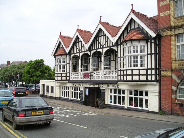 The Old Rectifying House Pub, Worcester