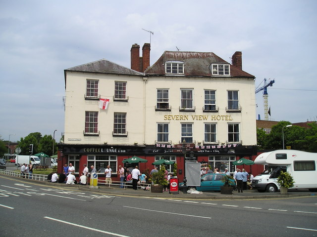 The Severn View Hotel Pub, Worcester
