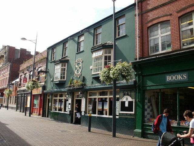 Crosskeys pub, Newport