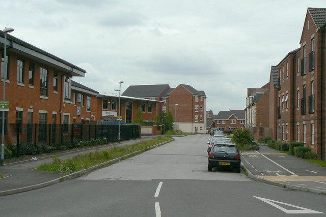 Shaw Road