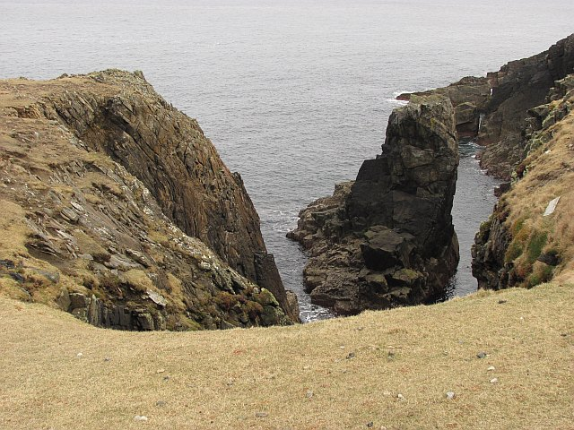 Stack, Butt of Lewis