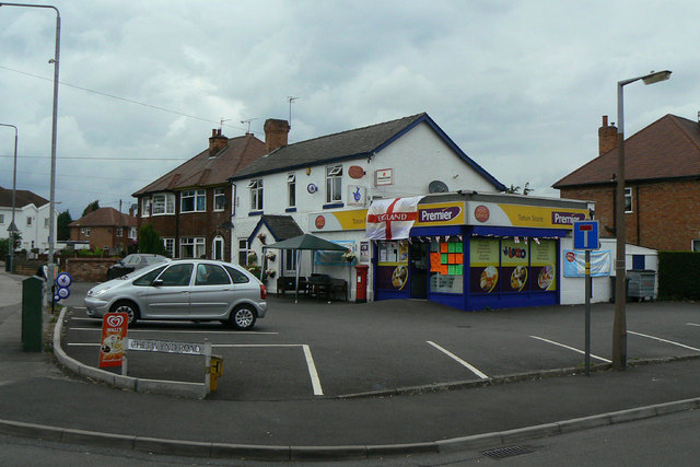 Toton Stores and Post Office