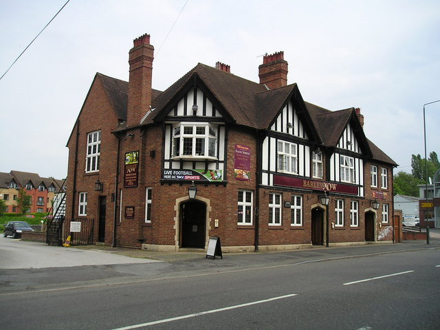 The Barley Mow Pub, Droitwich