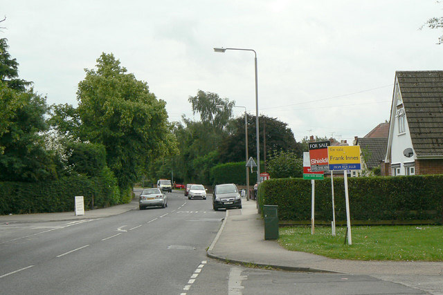 High Road, Toton