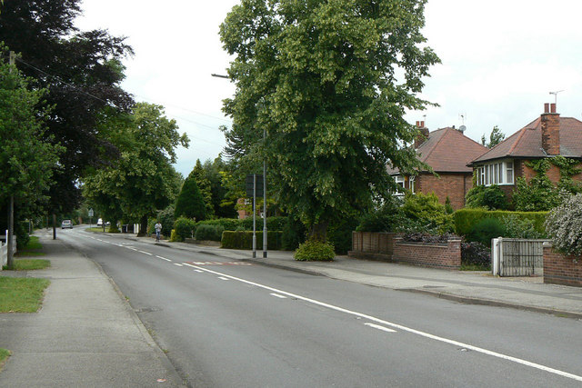 Stapleford Lane, Toton