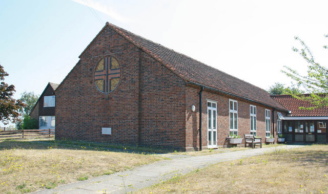 St Barnabas (old church), Rushet Road, St Paul's Cray, Kent