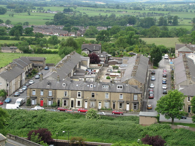 Housing in Clitheroe