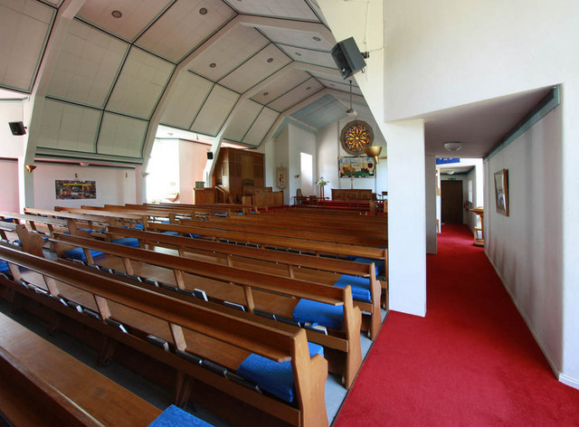 St Paul, Crofton Road, Orpington, Kent - Interior