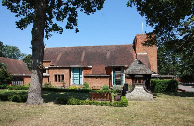 St Paul, Crofton Road, Orpington, Kent