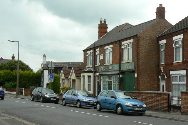 Houses on Station Road