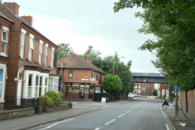 Station Road, Long Eaton