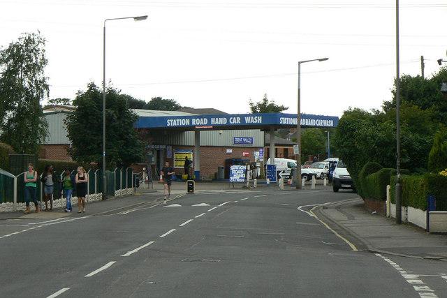 Car Wash, Station Street