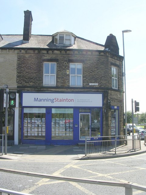 Manning Stainton - The Green