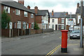 SK4933 : Bonsall St postbox Ref: NG10 13 by Alan Murray-Rust