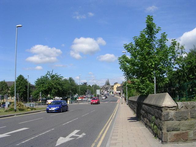 Bridge ILK 1/13 - Otley Road