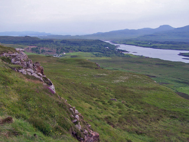 South from Creag a' Mhill