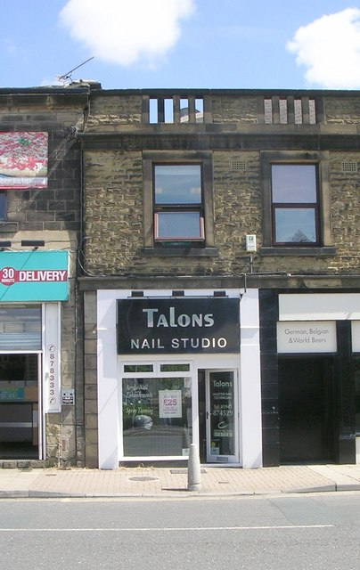 Talons Nail Studio - Otley Road
