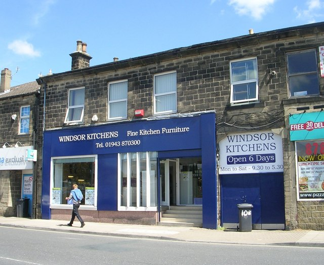 Windsor Kitchens - Otley Road