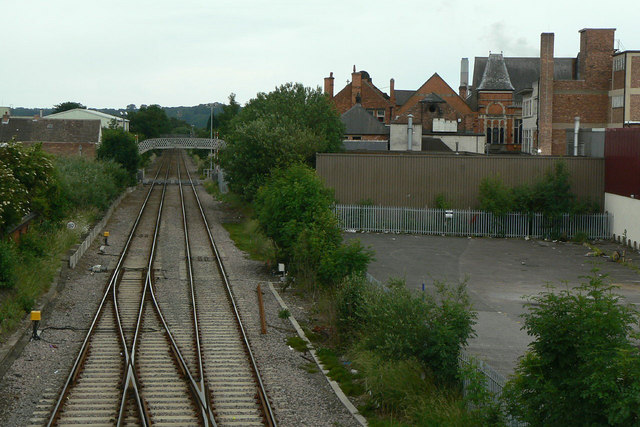 Site of Long Eaton Station