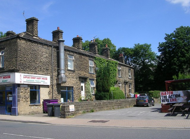 Bedford Place - Otley Road