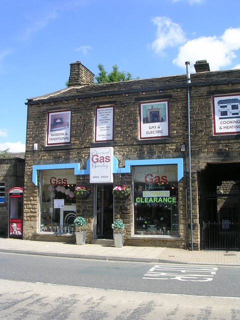 Classical Gas Guiseley - Otley Road