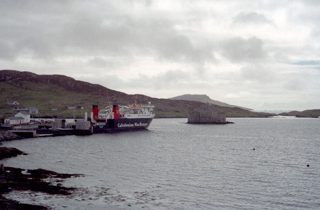 Lord of the Isles at Barra
