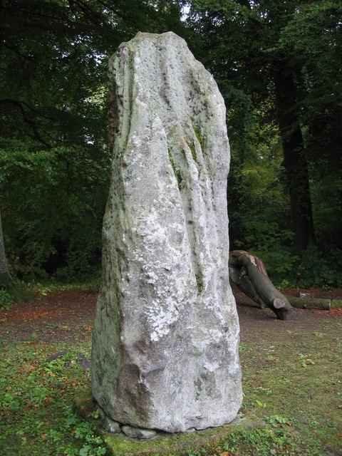 Standing stone, Wallington